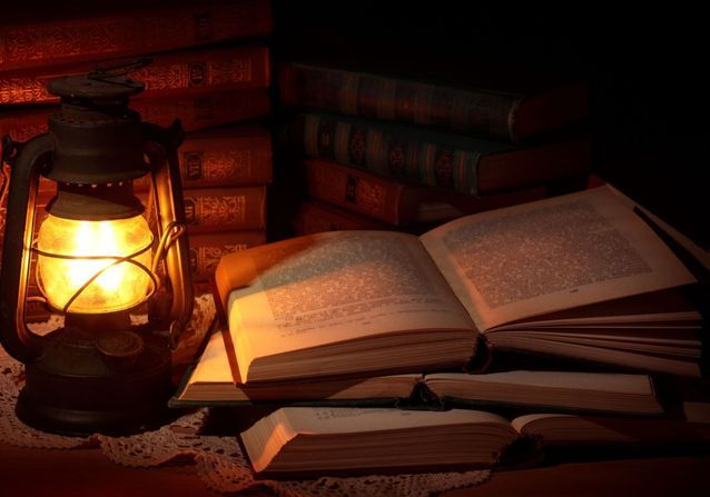 13 livres qui font peur pour ne pas dormir de la nuit