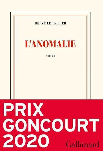 « L'Anomalie », de Hervé Le Tellier (Gallimard)