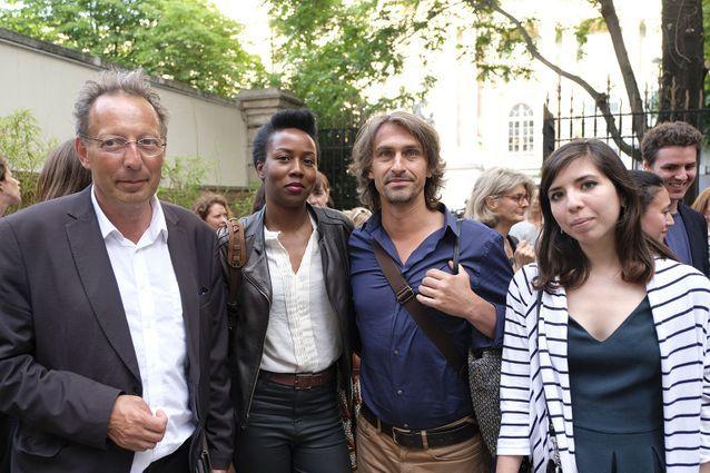 Jean-Paul Hirsch (P.O.L), Nicolas Fargues