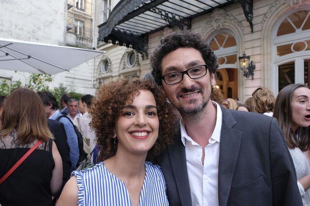 Leïla Slimani et David Foenkinos