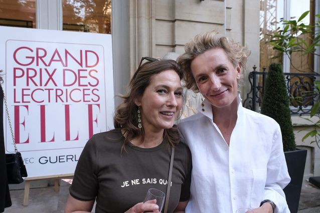 Olivia de Lamberterie et Anna Gavalda