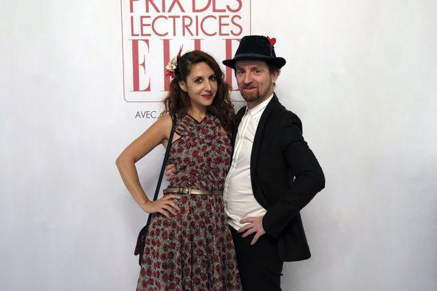 Rosy et Mathias Malzieu