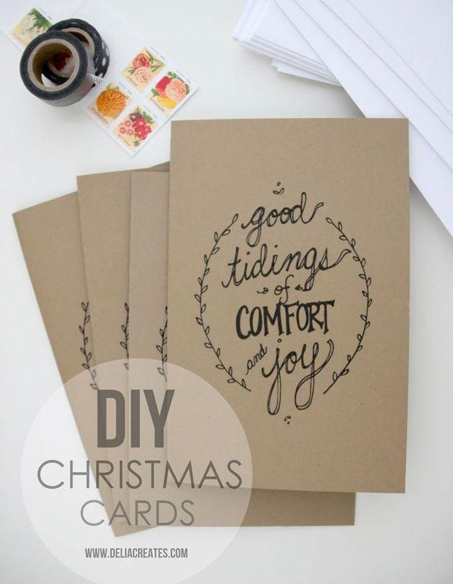 Activité manuelle Noël à imprimer