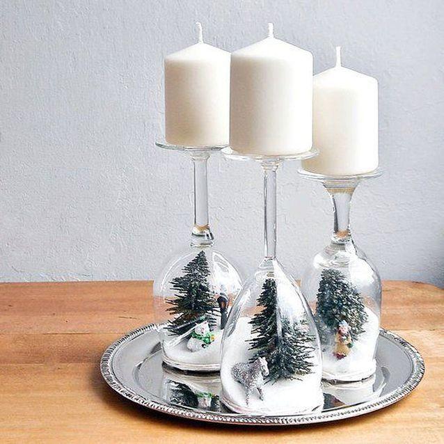 Décoration de Noël DIY pas cher , 20 décorations de Noël DIY