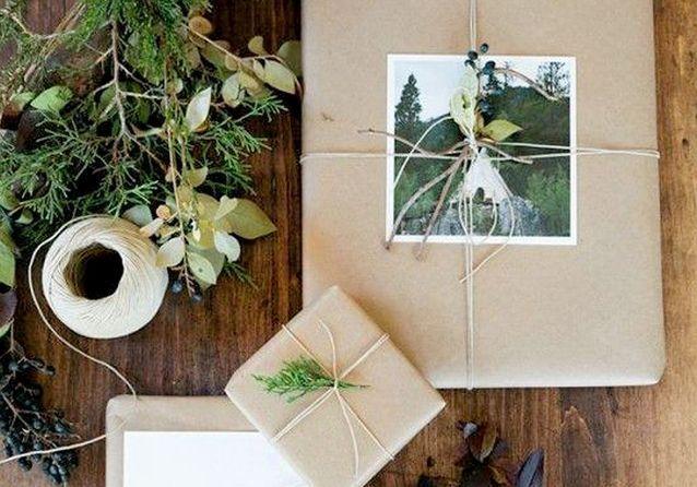 25 idées d'emballages cadeau qui font de l'effet