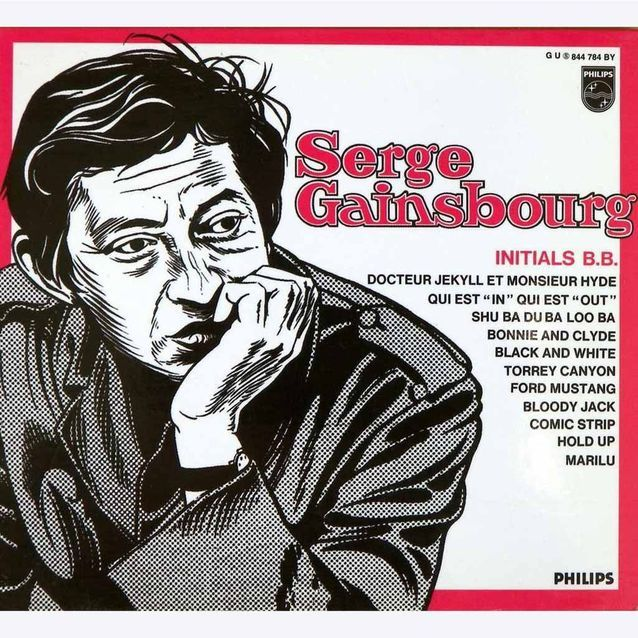 Initials B.B. de Serge Gainbourg (1968)