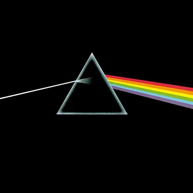 The Dark Side of the Moon des Pink Floyd (1973)