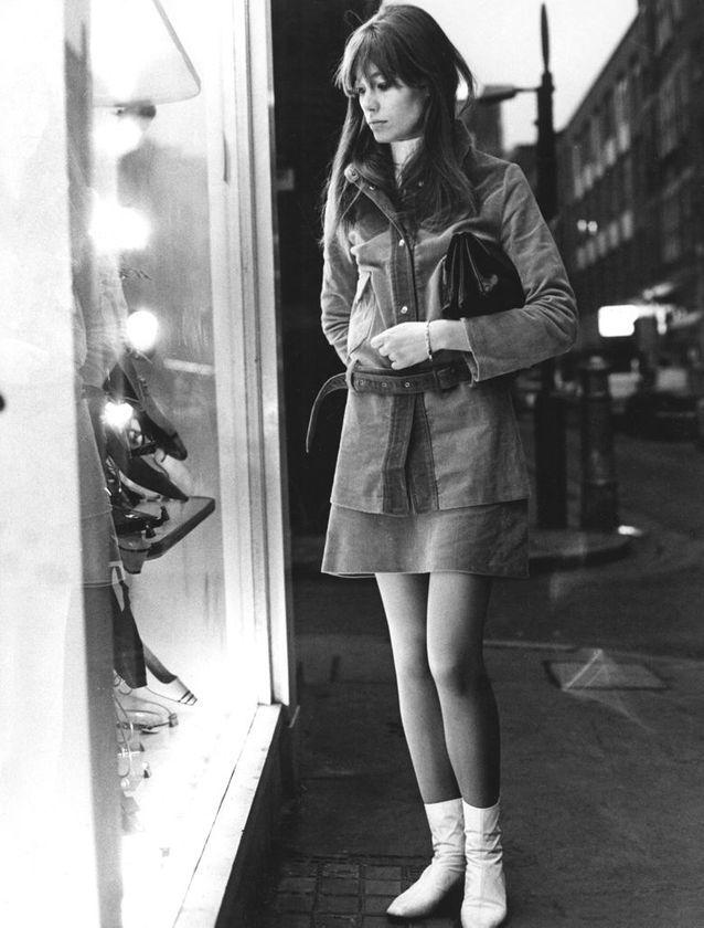 Françoise Hardy dans les années 60