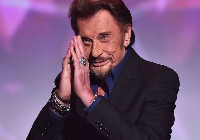 Johnny Hallyday, une vie en photos