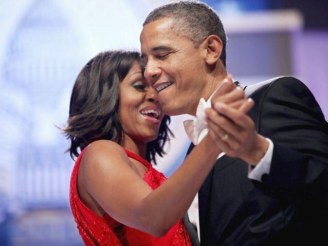 Barack et Michelle Obama ont dansé sur « You and I » de Stevie Wonder