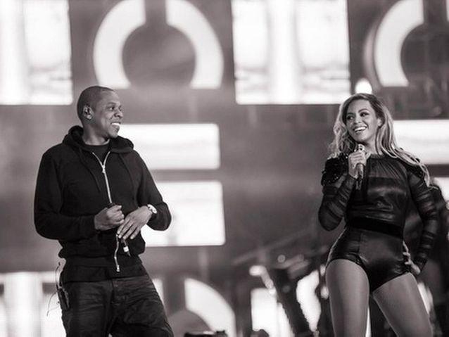 Jay Z et Beyoncé ont dansé sur « Crazy in love »