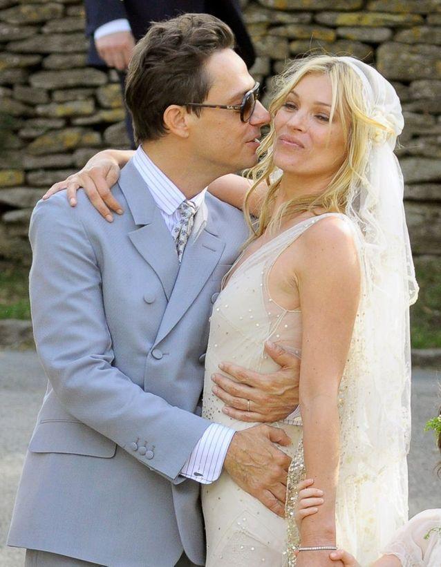 Kate Moss et Jamie Hince ont dansé sur « If There Is Something » de Roxy Music