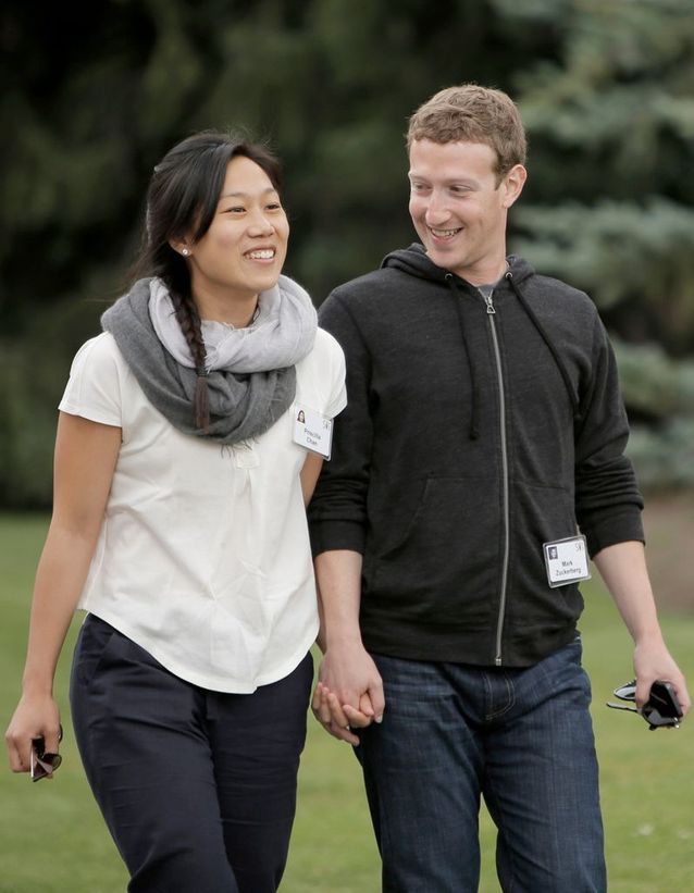 Mark Zuckerberg et Priscilla Chan ont dansé sur « Last Night on Earth » de Green Day