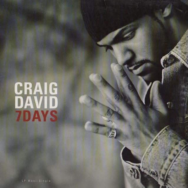 Craig David avant