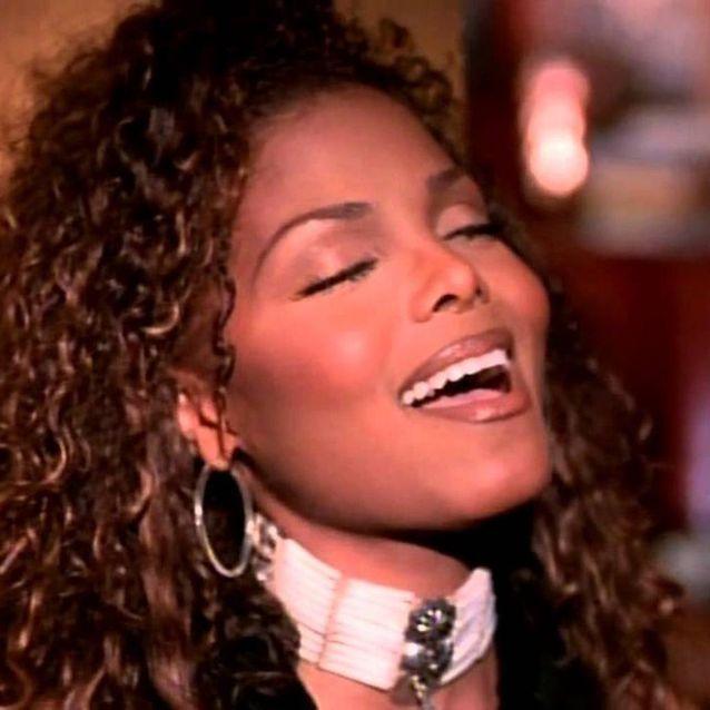 Janet Jackson avant