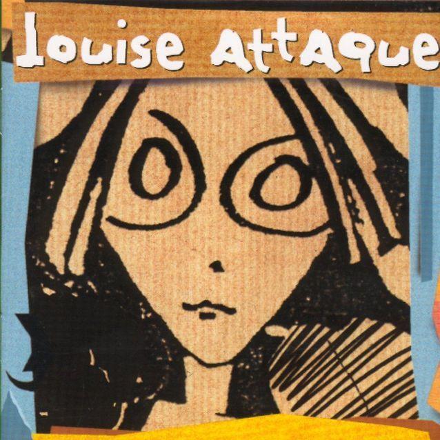 Louise Attaque avant