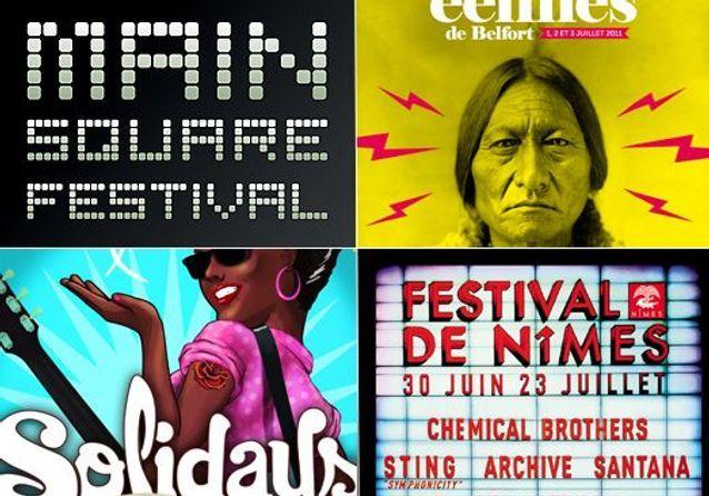 Musique : les festivals de l'été à ne pas manquer