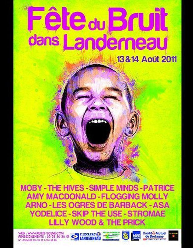 Loisirs culture festival ete musique fete du bruit