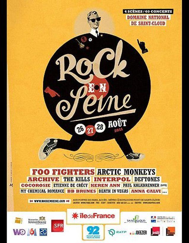 Loisirs culture festival ete musique rock en seine