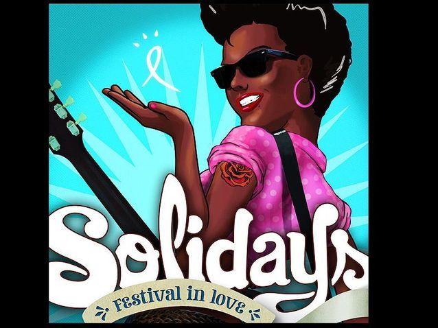 Loisirs culture festival ete musique solidays