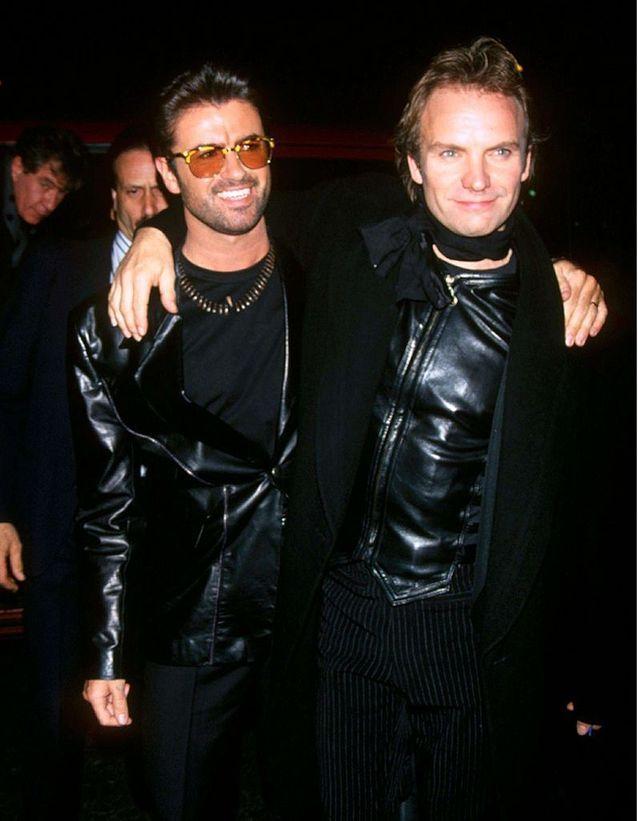 Avec Sting