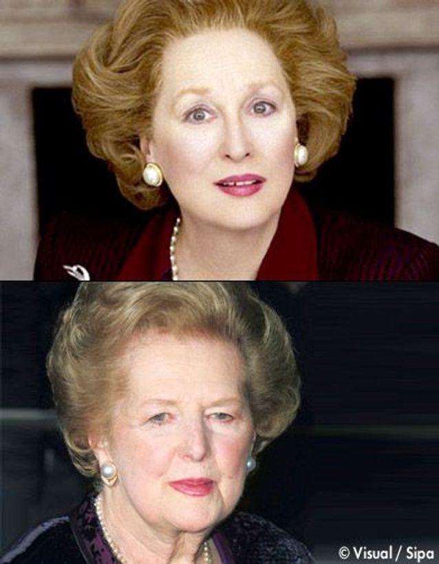 Meryl Streep sera Margaret Thatcher