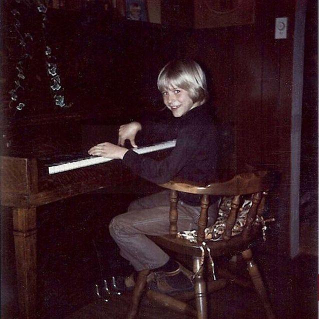 Kurt Cobain enfant