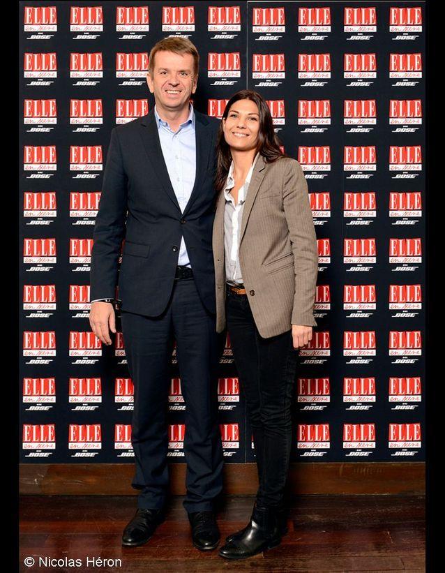 Franck Espiasse et Emilie Coquard