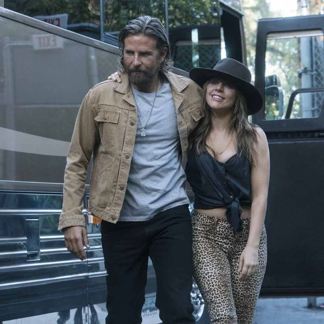Ally dans « A star is born »