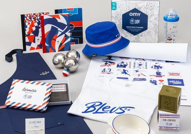 Euro 2021 : le shopping des supporters !