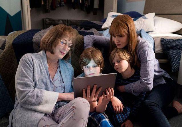 Meryl Streep dans « Big Little Lies »