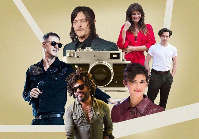 Quand les stars jouent les photographes !