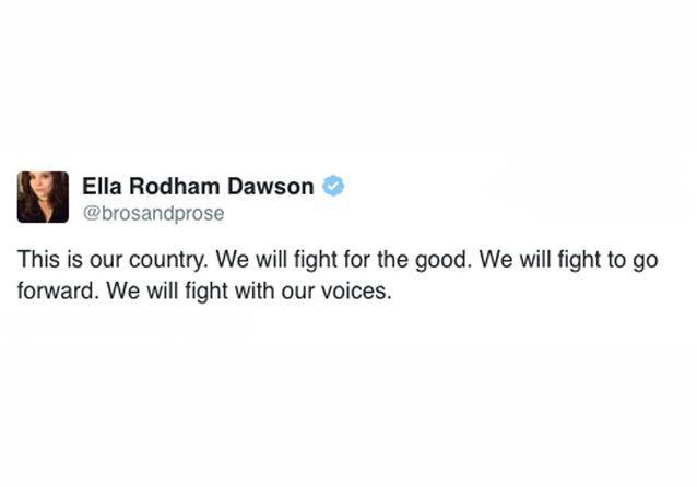 Nous nous battrons pour avancer.