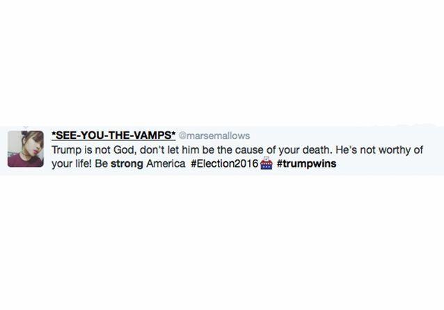 Trump n'est pas Dieu