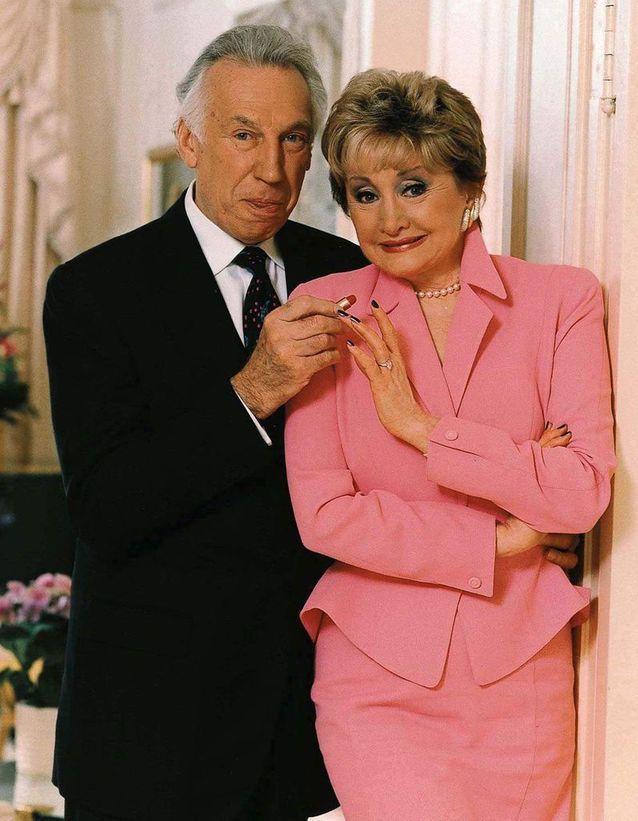 Lee et Marilyn Miglin