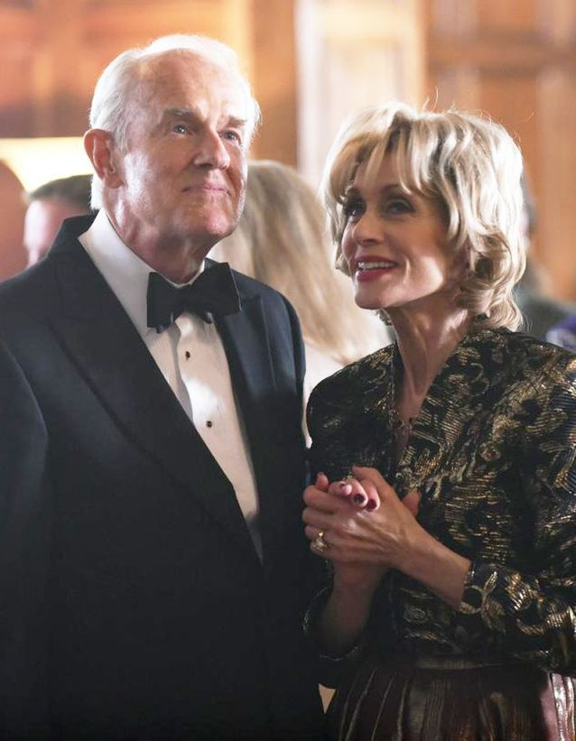Mike Farrell et Judith Light