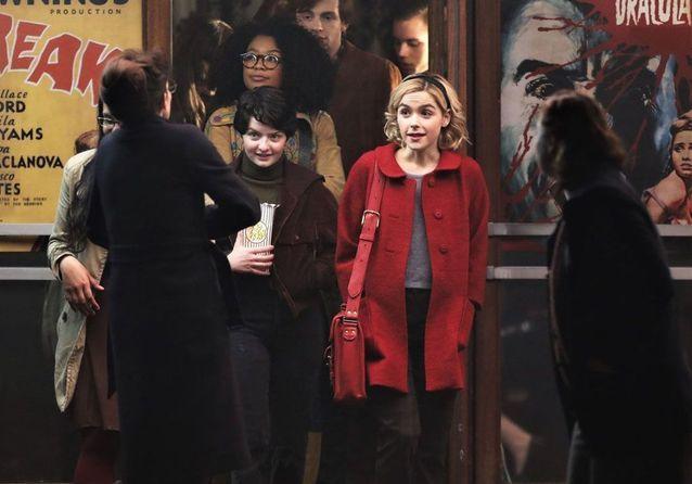 Sabrina, l'apprentie sorcière   2018