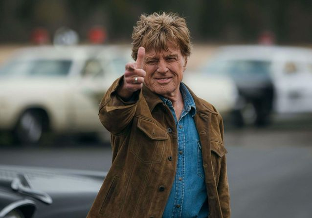 Le film « The Old Man and the Gun » avec Robert Redford