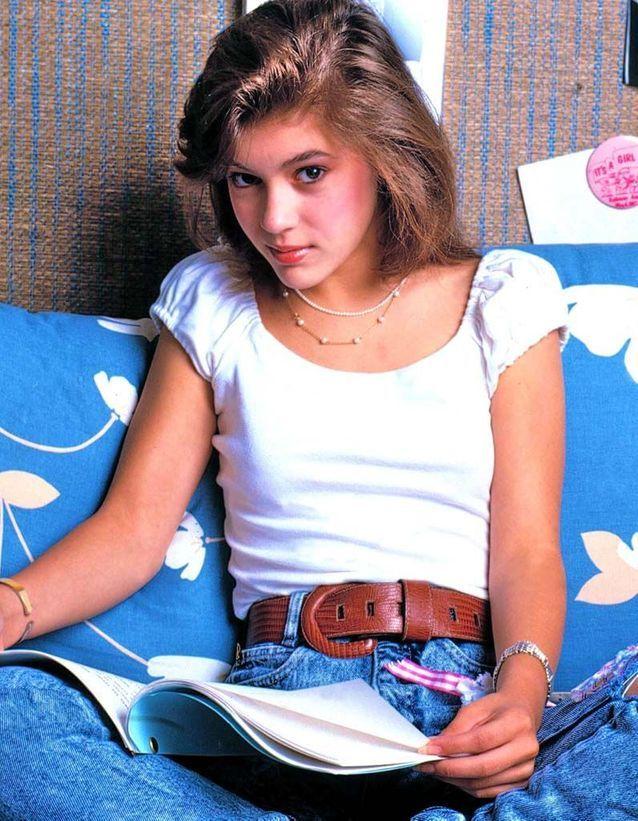 Samantha Micelli dans « Madame est servie »