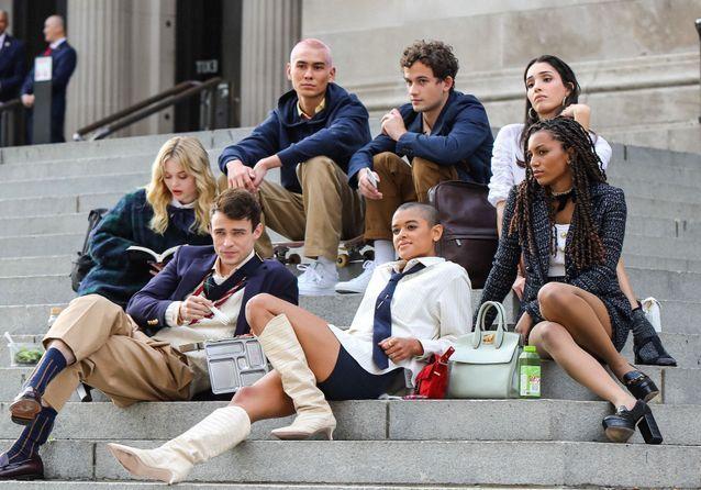 Gossip Girl, le reboot : l'identité des personnages dévoilée en images