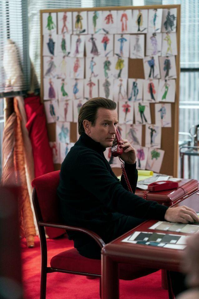 Ewan McGregor incarne le couturier Halston