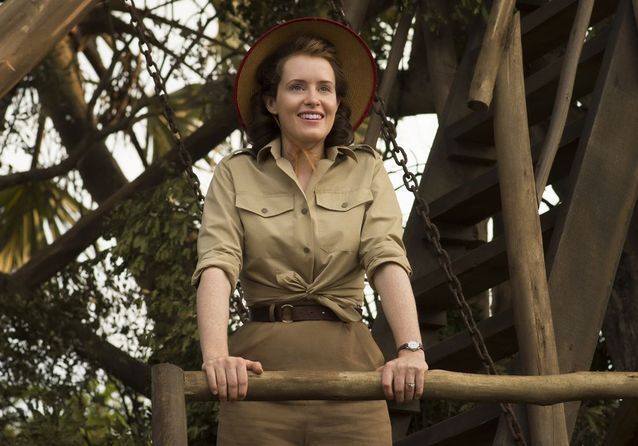 Claire Foy dans « The Crown »