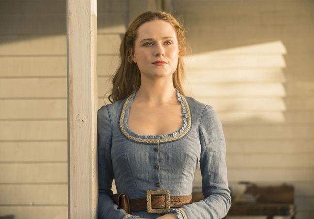 Evan Rachel Wood dans « Westworld »