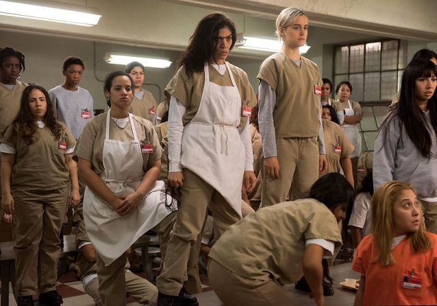 Orange Is The New Black : un avant-goût de la saison 4 en photos