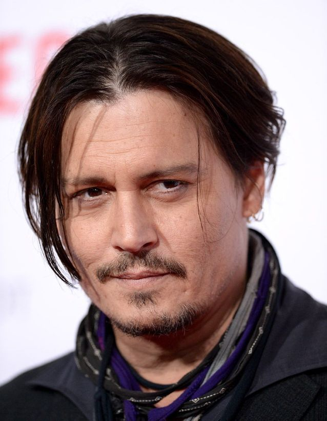 Johnny Depp aujourd'hui