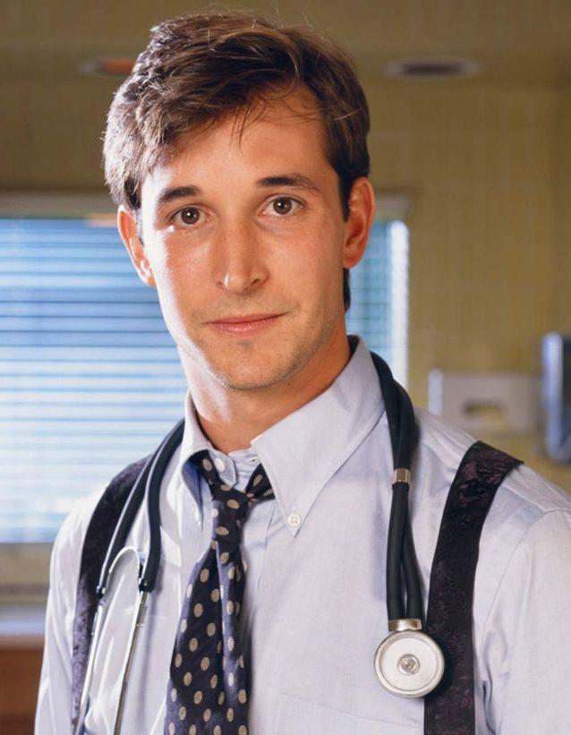 Noah Wyle est John Carter dans « Urgences »