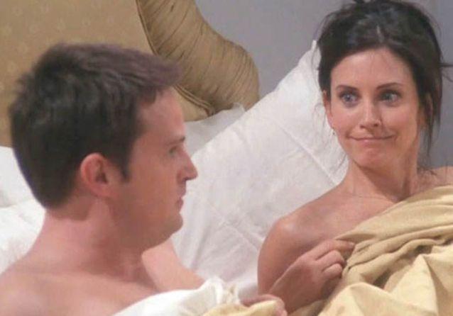 Chandler et Monica à Montréal