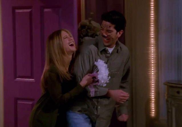 Ross et Rachel mariés !