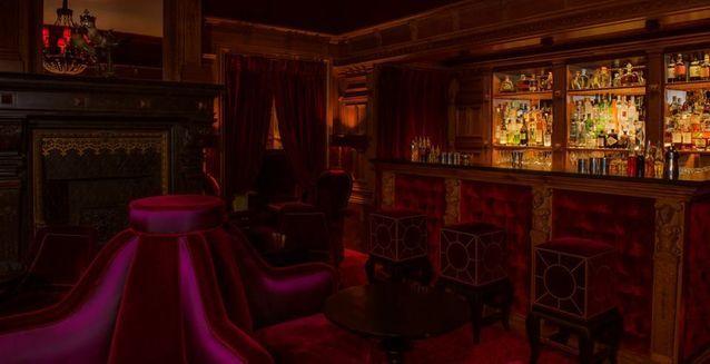 Un bar lounge à Paris 9