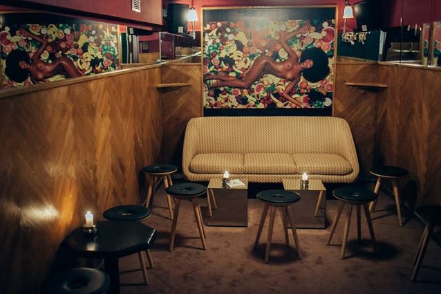 Le bar insolite à Paris le plus ludique